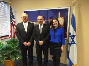 Gil Travel and Israel Minister of Tourism