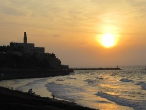 Jaffa Sunset, Tours to Israel