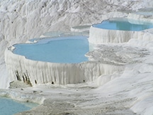 Pamukkale Turkey, Marvels of Turkey tour