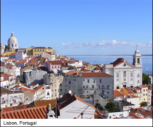 western europe tour jewish heritage, portugal senior tour, active senior tour
