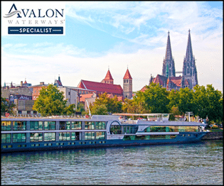 asia, south america, europe river cruises, gil avalon specialist