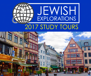 jewish explorations judaic scholar led study tours