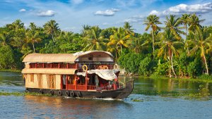 Kerala's backwaters, India
