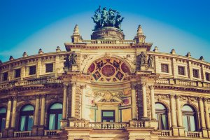 Dresden State Opera House