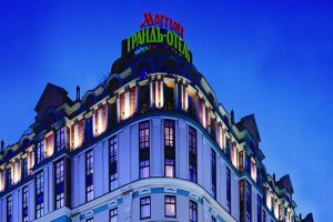 Marriott Grand Hotel, Moscow