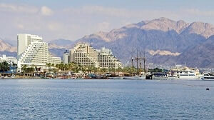 Israel: Jewish Heritage and Eilat Tour