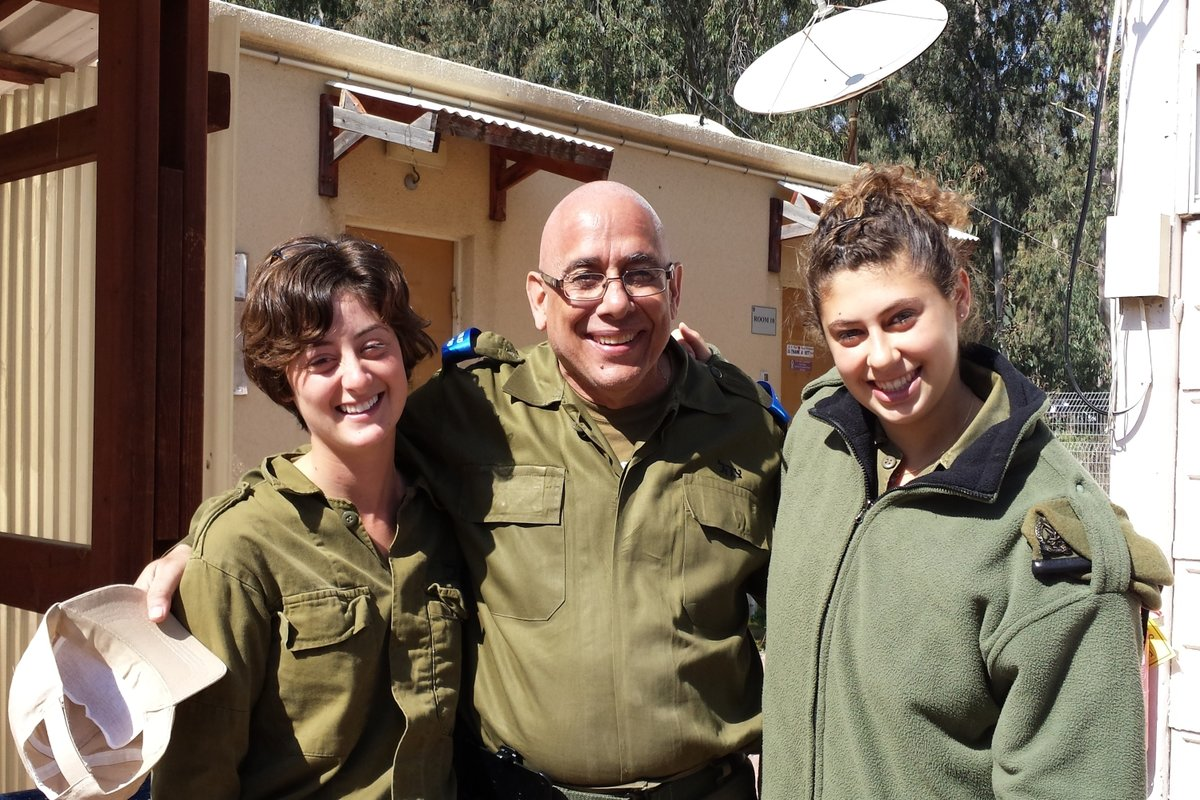 Israel Volunteers For Israel