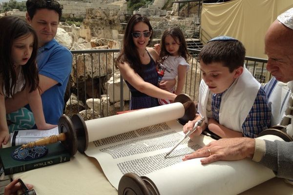 Israel Tailored Bar Mitzvah And Bat Experience